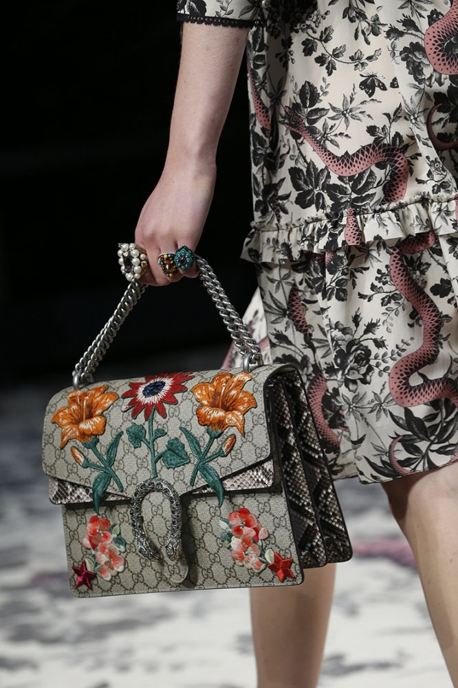 Gucci Spring Summer 2016 Bag Collection