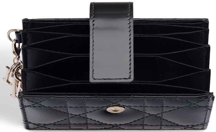 Lady Dior Gusseted Card Holder Bragmybag