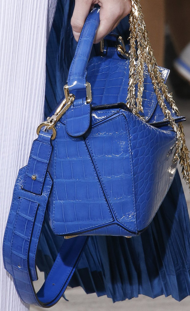 Loewe Spring Summer 2016 Runway Bag Collection Featuring ...