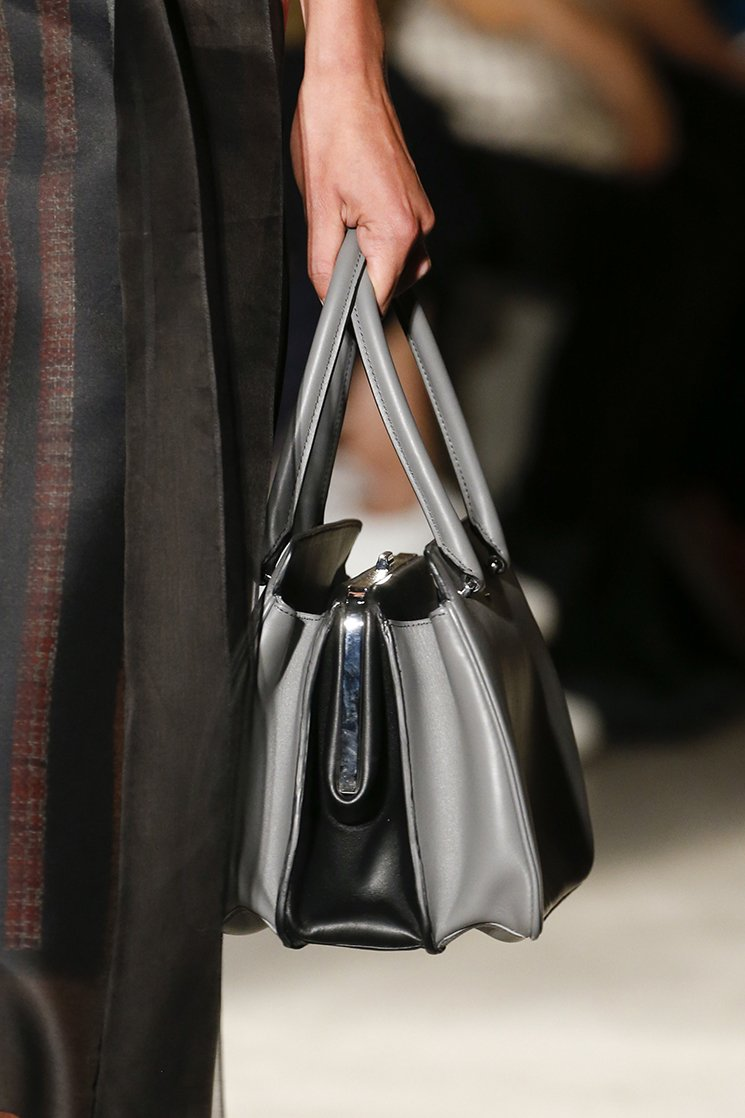 a70421acdf79 Prada Spring Summer 2016 Runway Bag Collection Featuring More New ...