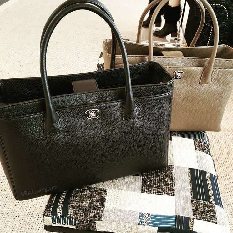 e6b14b0d167a2b Shopping with Nguyet: Chanel Executive Cerf Tote | Bragmybag