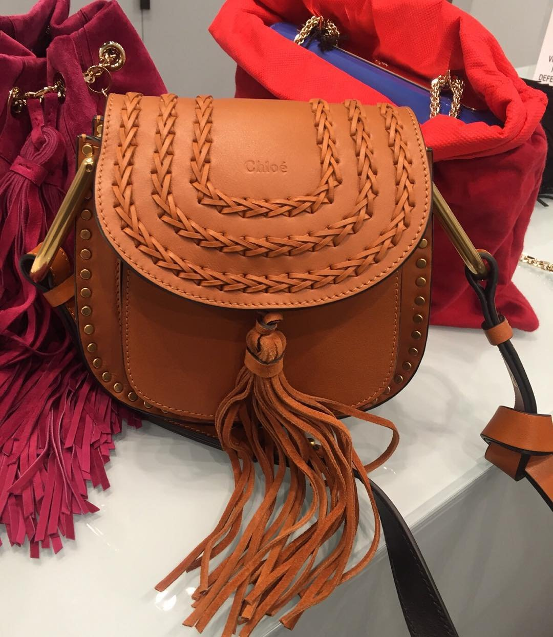 A Closer Look: Chloe Hudson Shoulder Bag | Bragmybag