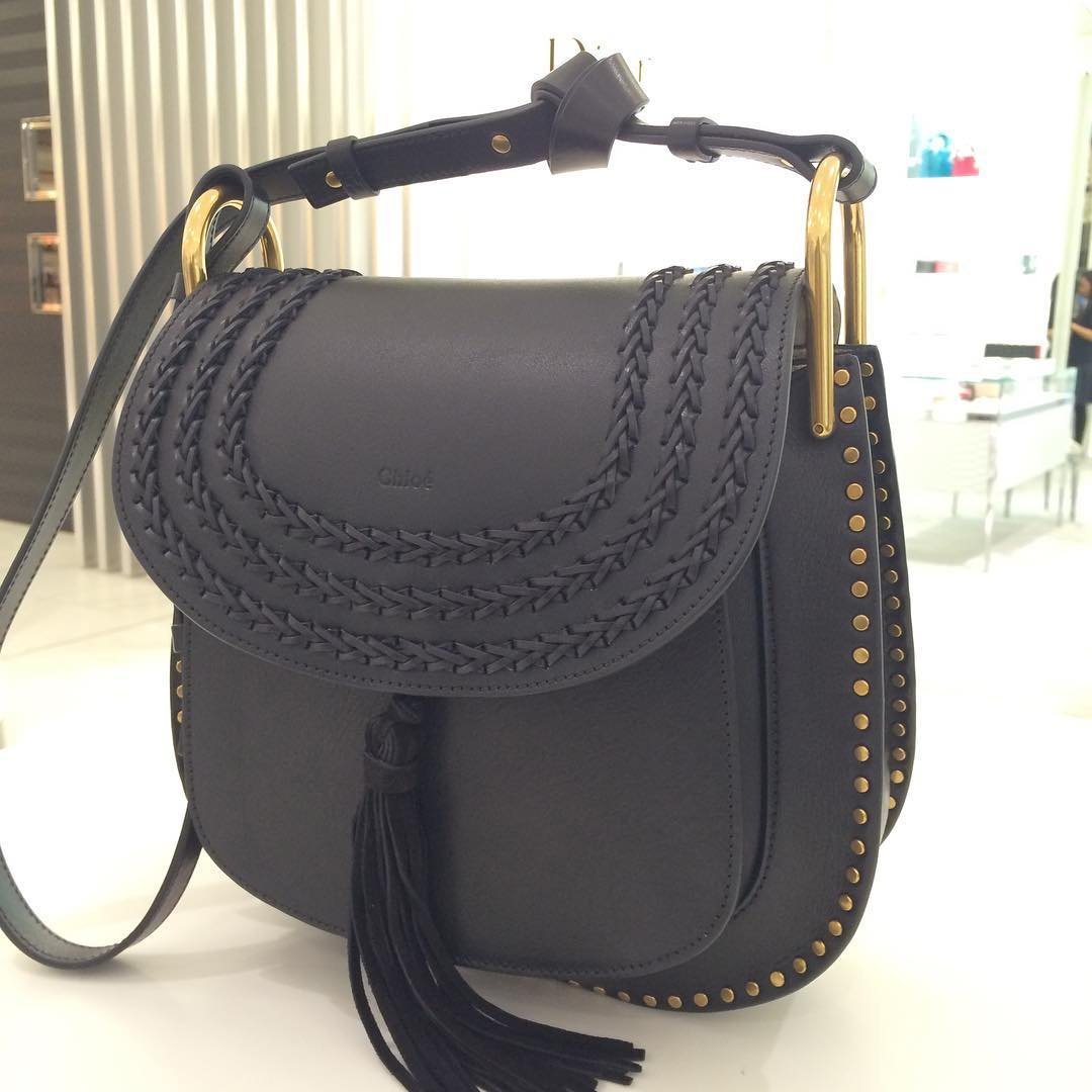 a closer look chloe hudson shoulder bag bragmybag. Black Bedroom Furniture Sets. Home Design Ideas