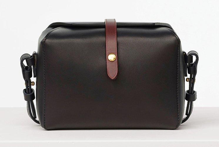 celine tan bag - Celine Box-On Strap Bag | Bragmybag
