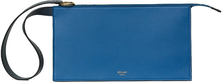Celine Ring Multifunction Clutch with Dragonne | Bragmybag