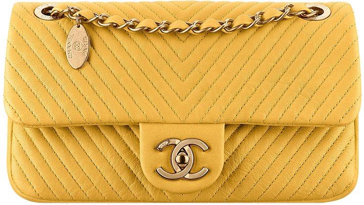 ae8d2536e613 Chanel Cruise 2016 Classic And Boy Bag Collection | Bragmybag