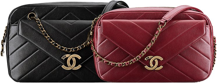 0ab41d1ea70 Chanel Cruise 2016 Seasonal Bag Collection