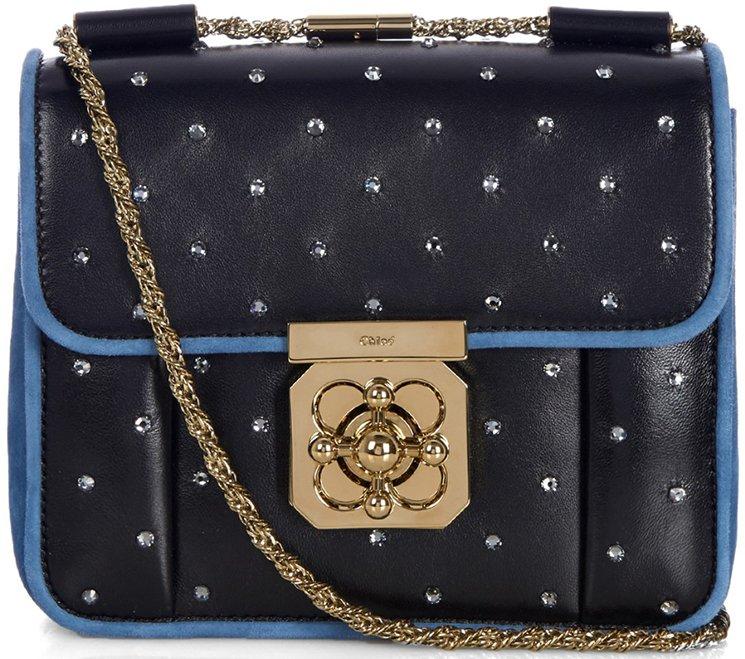Chloe Elsie Crystal Shoulder Bag – Bragmybag 19c04ccb43c9c