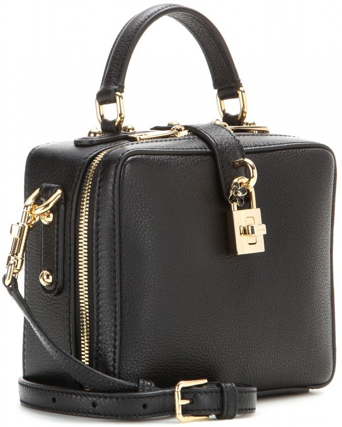 db8b9d79f2 Dolce-And-Gabbana-Rosaria-Shoulder-Bag-6