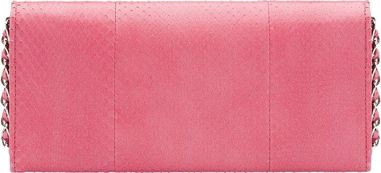 www prada handbags - Fall In Love With the Prada Pink Leather Wallet on Chain   Bragmybag