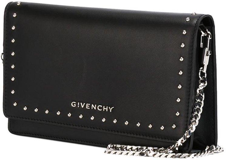 1e8f7e68356e Givenchy Pandora Studded Shoulder Bag – Bragmybag