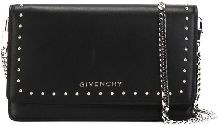 02745e296c9a Givenchy Pandora Studded Shoulder Bag – Bragmybag