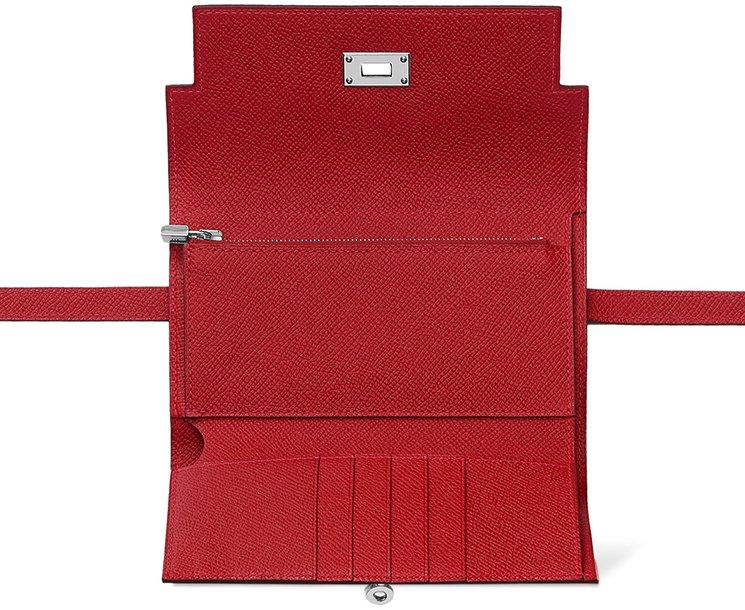 hermes leather bag - Hermes Small Kelly Wallet | Bragmybag