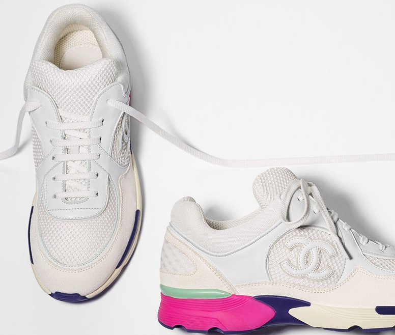 Chanel Sneakers? | Bragmybag