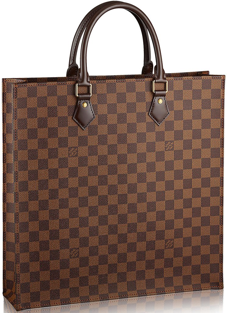 8a874c75278e6 Louis Vuitton Sac Plat Bag