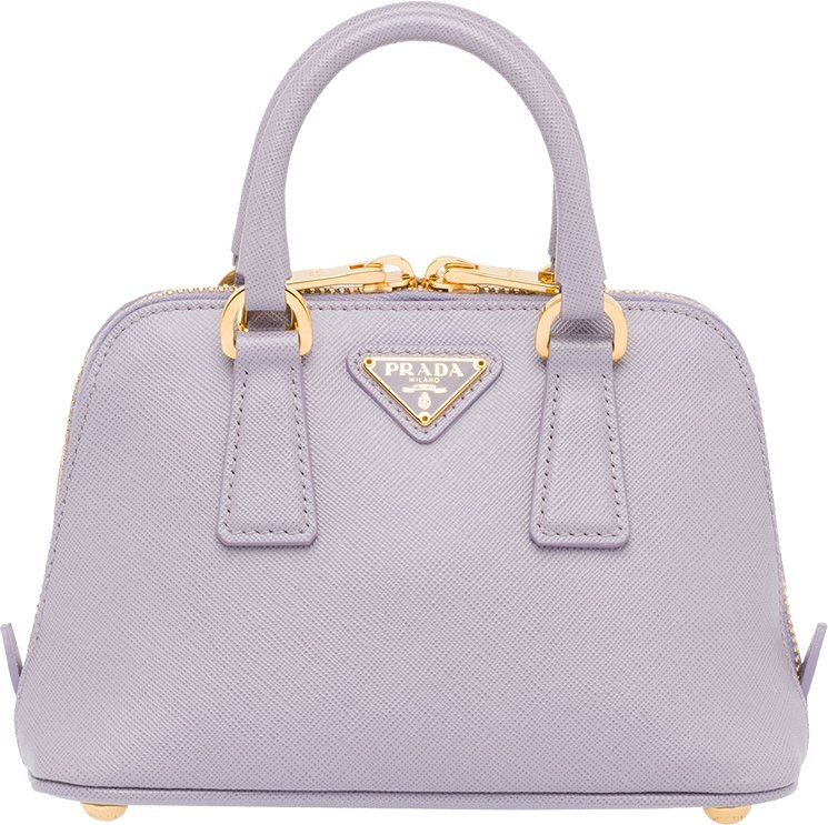 Prada Saffiano Leather Mini Bag | Bragmybag