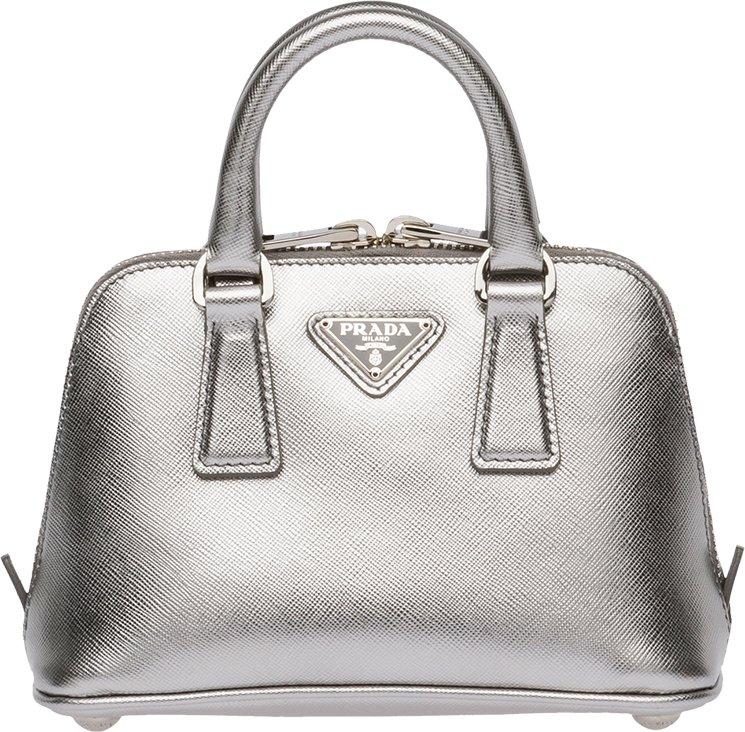 Prada Saffiano Leather Mini Bag | Bragmybag