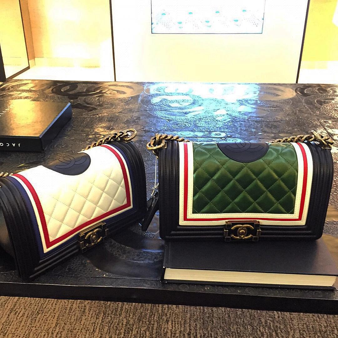 Boy-Chanel-Quilted-Crest-Flap-Bag