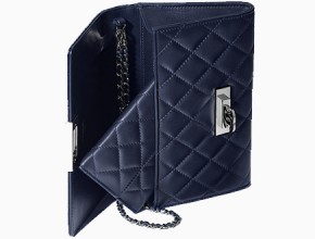 Chanel Golden Class Double CC Wallet with Chain 50f2c9cc28840