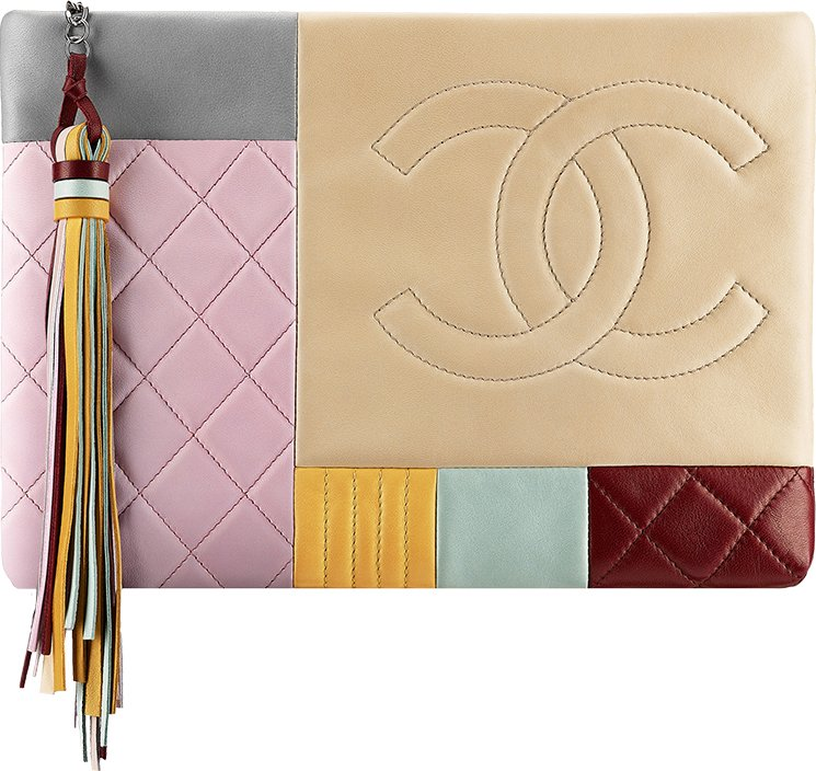 Chanel-Large-Quilted-Patchwork-Pouch-2