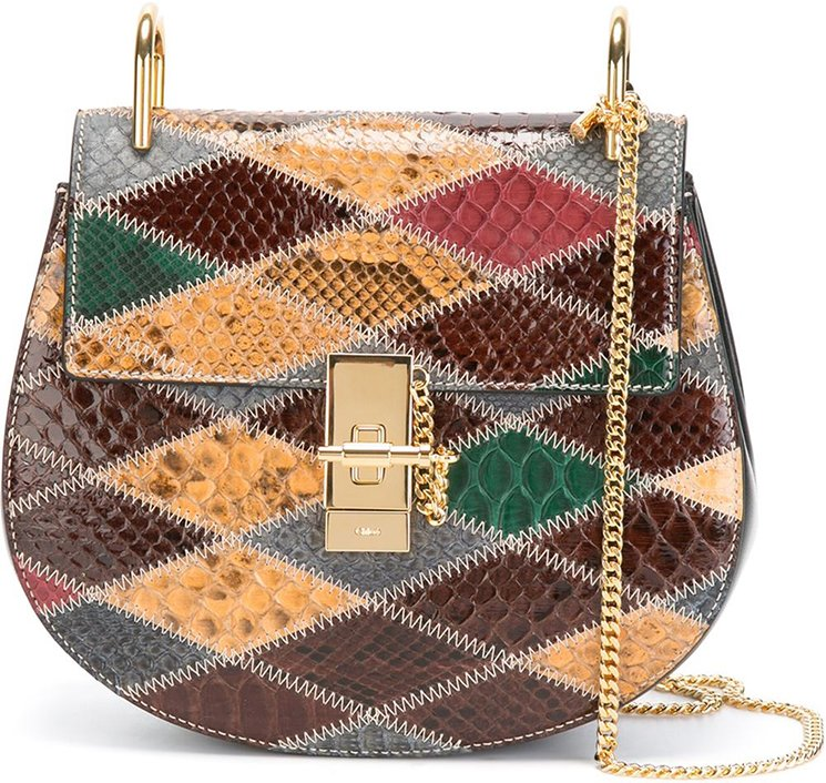 chloe designer bag - Chloe Drew Bags For The Fall 2015 Collection | Bragmybag