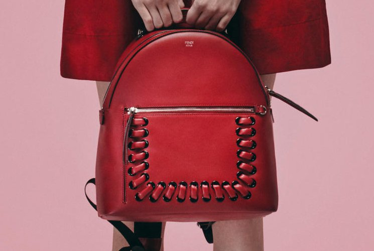 Watch - Fall pre Fendi bag collection pictures video