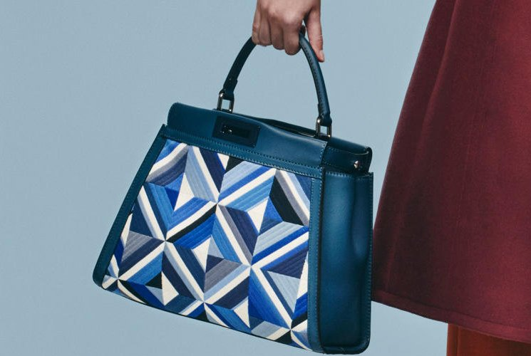 Fall pre Fendi bag collection pictures catalog photo