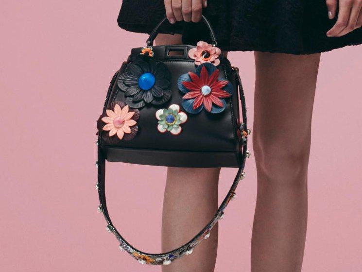 Fendi Pre-Fall 2016 Bag Collection