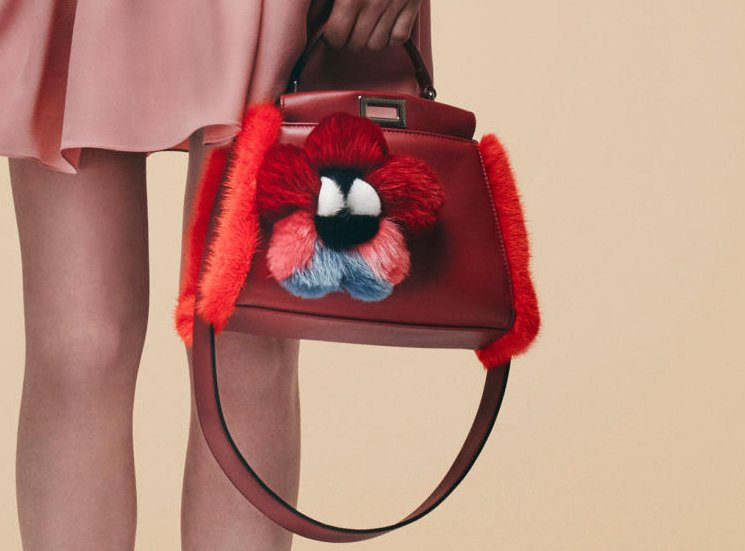 2019 year look- Fall pre Fendi bag collection pictures