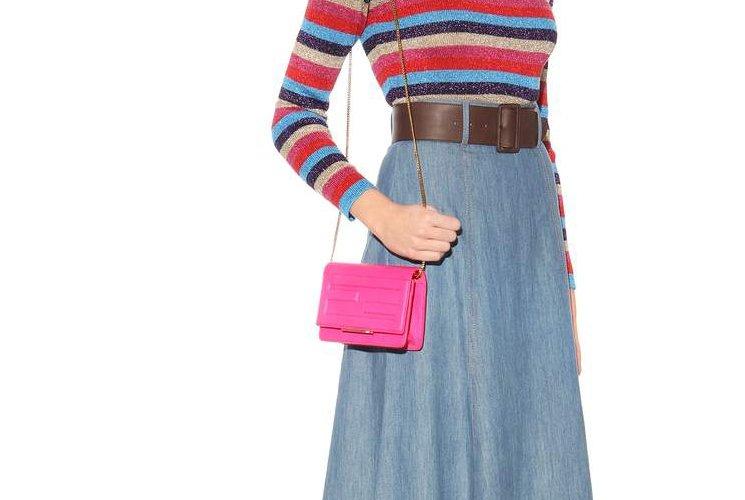 Fendi-Stitched-Logo-Shoulder-Bag-4