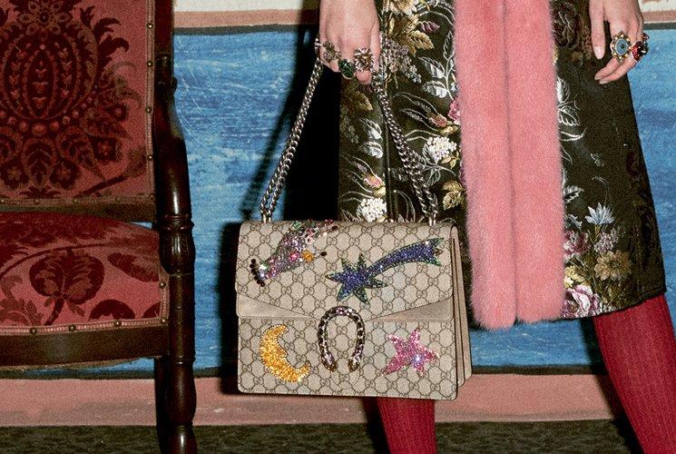 Купить онлайн брендовые маленькие сумки Gucci от 40 440