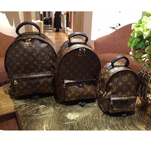 A Closer Look Louis Vuitton Palm Springs Backpack Bragmybag