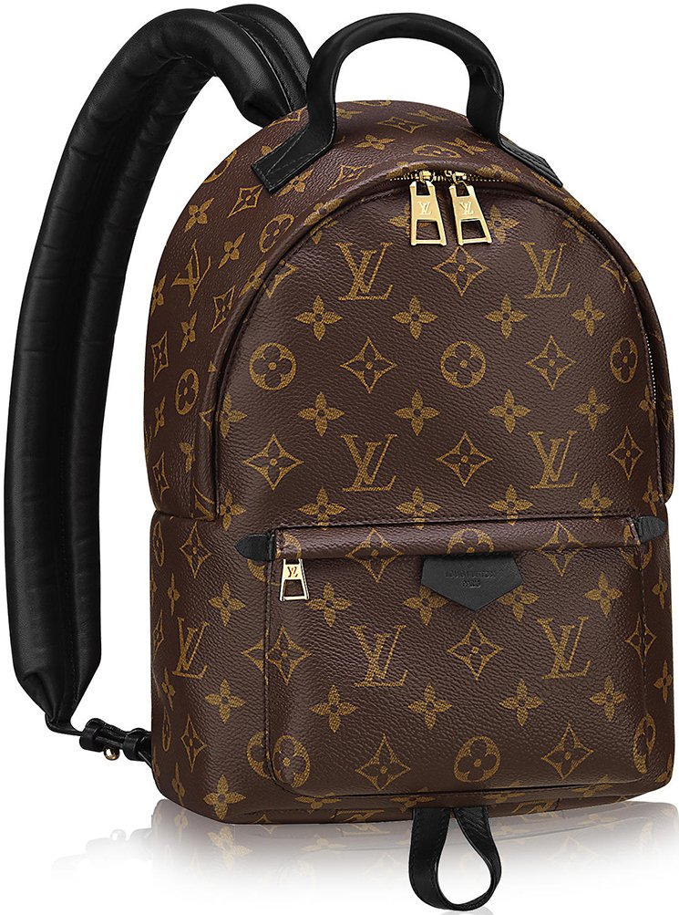 louis vuitton palm springs backpack bragmybag. Black Bedroom Furniture Sets. Home Design Ideas