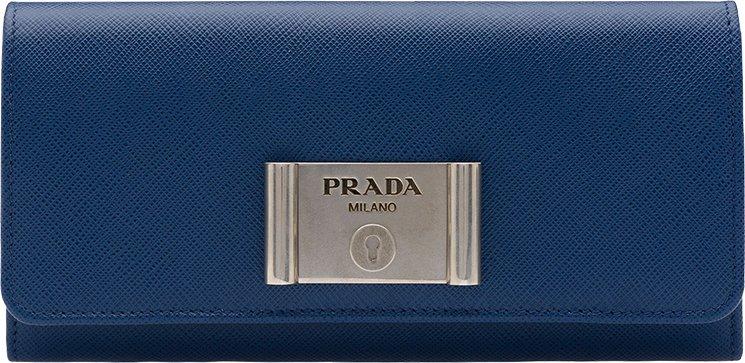 Prada-Saffiano-Lock-leather-wallets-2