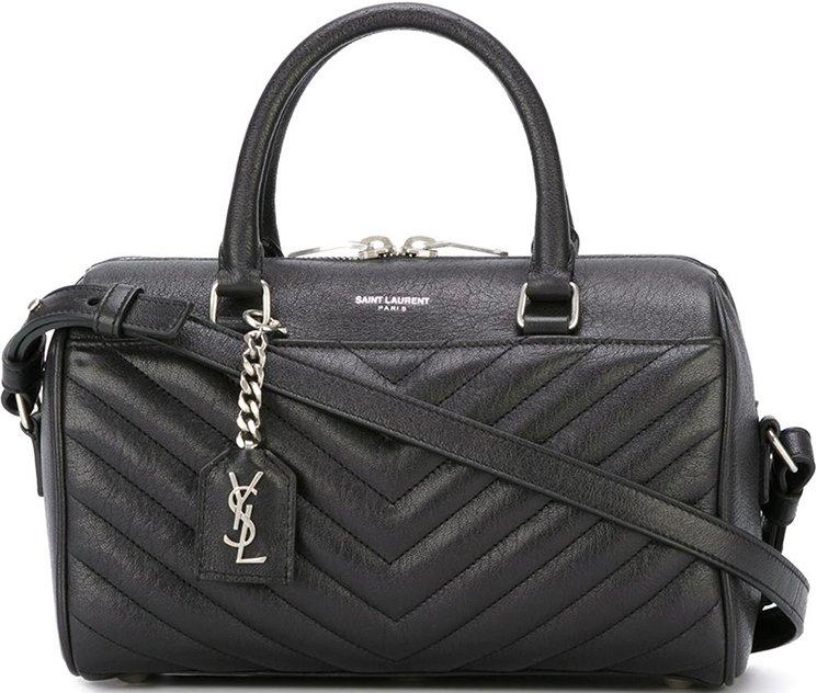 eee5659dba63 Reintroducing New Saint Laurent Duffle Bag