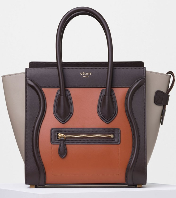 designer handbag collection o2gc  Celine-Summer-2016-Bag-Collection-5