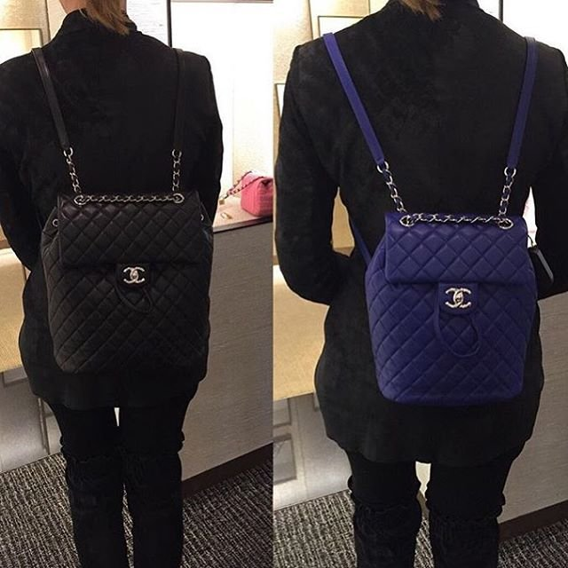 Chanel Cc Flap Backpack Bragmybag