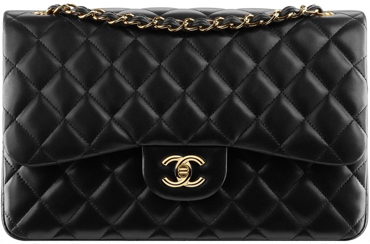 Chanel-Classic-Flap-Bag-Golden-Hardware