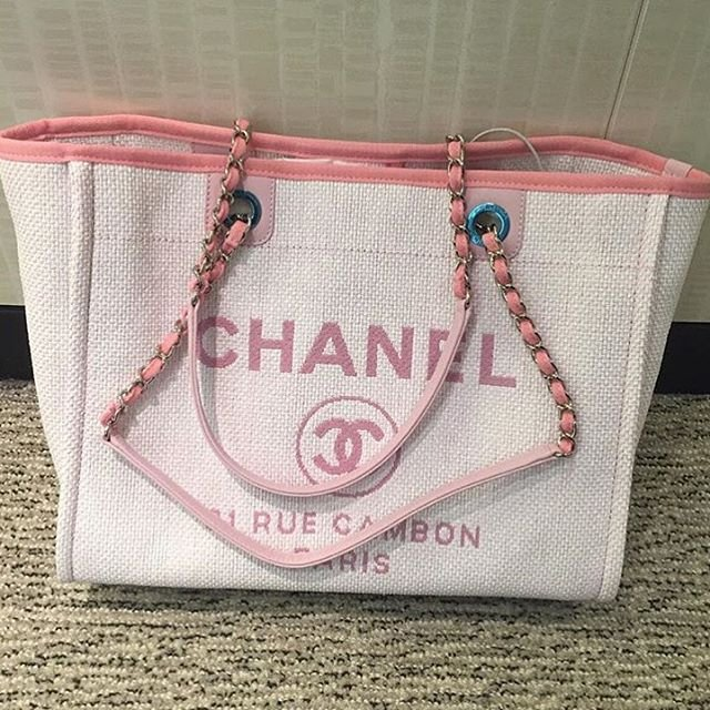 053901979780 Chanel Deauville Bag For Cruise 2016 Collection – Bragmybag