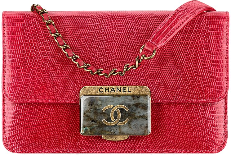 f35d9a202a2f Chanel Spring Summer 2016 Classic And Boy Bag Collection Act 1 ...