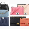 Chanel Spring Summer 2016 Classic And Boy Bag Collection Act 1