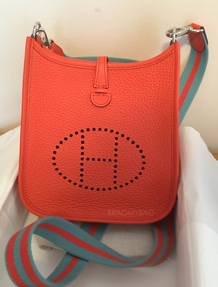 Shopping with Jameson: Hermes Kelly Flag Wallet and Lindy