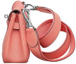 Hermes Berline Flamingo Pink Bag   Bragmybag