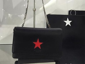 917820c833b1 A Closer Look  Givenchy Pandora Star Shoulder Bag