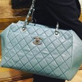 Chanel Crispy CC Shoulder Bag