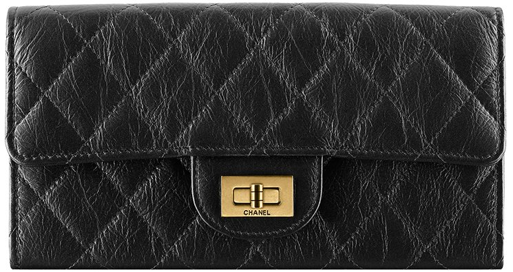 30be8d1b5c44 Chanel Reissue 2.55 Quilted Flap Wallet | Bragmybag