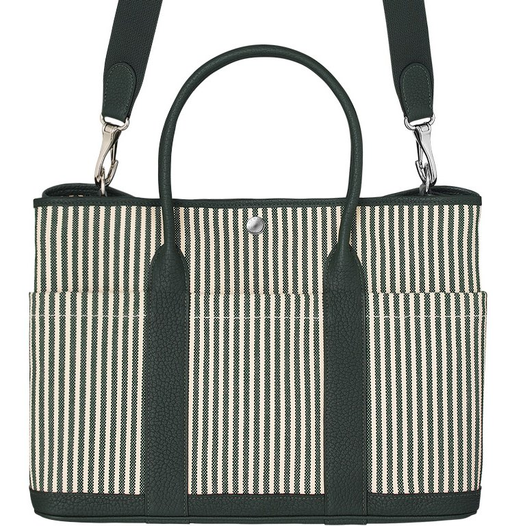 hermes garden party pockets bag bragmybag. Black Bedroom Furniture Sets. Home Design Ideas
