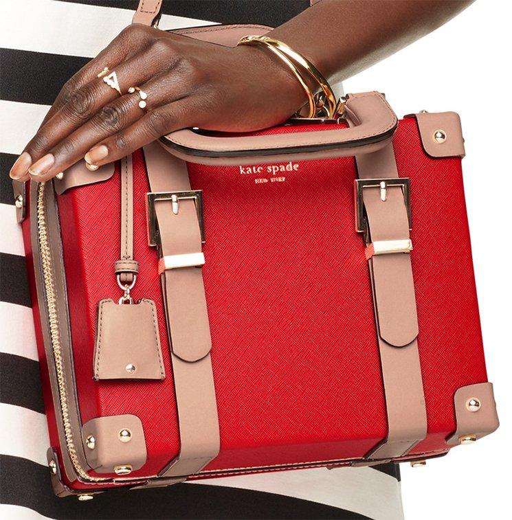 Kate Spade Go Fly A Kite Luggage Bags | Bragmybag
