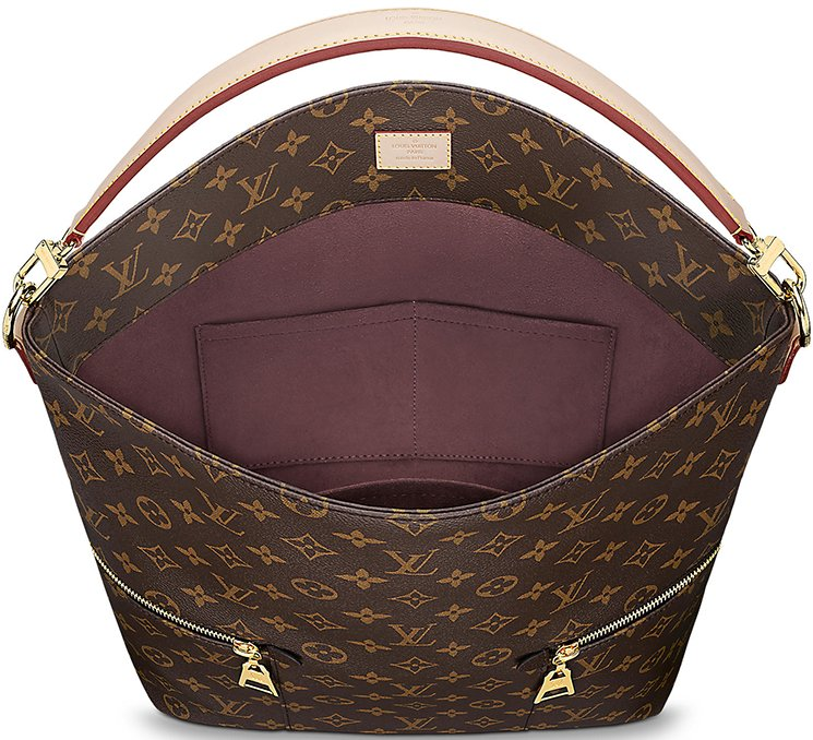 Louis vuitton melie bag for Louis vuitton miroir replica