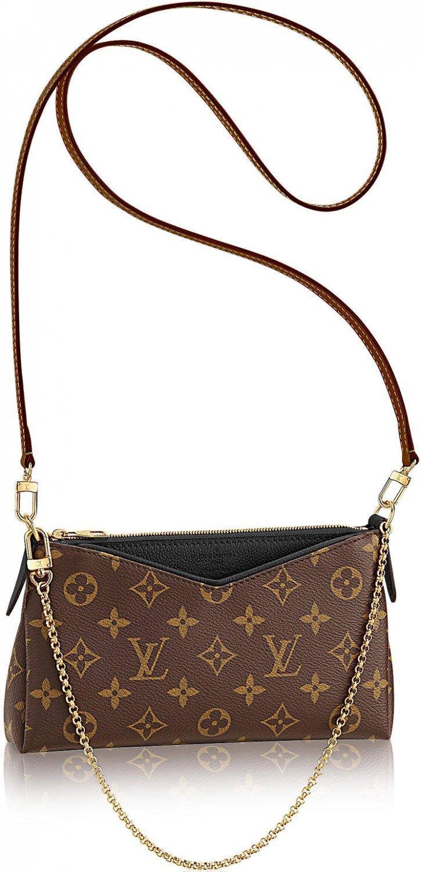 Louis Vuitton Pallas Clutch Bag Bragmybag